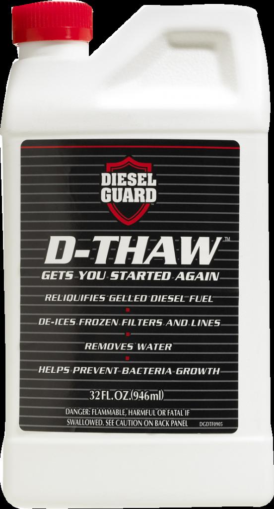 D Thaw KW Oil Treatment
