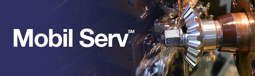 mobil serv lubricant analysis management platform
